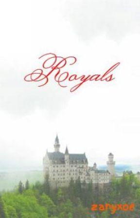 Royals by zanyxoe