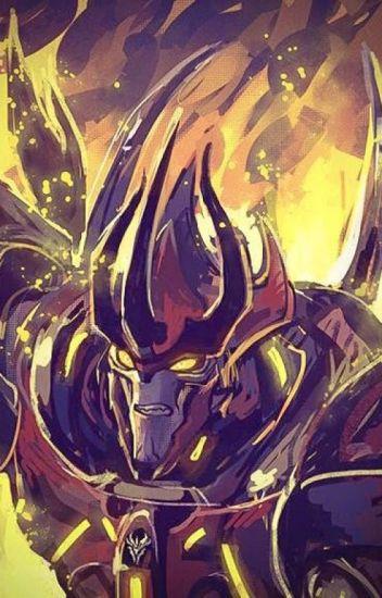 The Forgotten  (Transformer Prime Fan-fic)