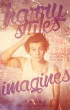 ✤ Harry Styles Imagines ✤ by hurryharry_