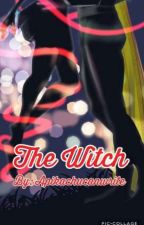 The Witch 《Scarlet Vision》 by Apikachucanwrite