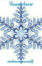 Frozen heart  by user60710143