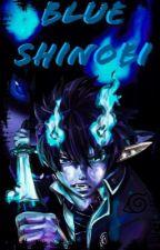 Blue Shinobi  by KitsuneTale