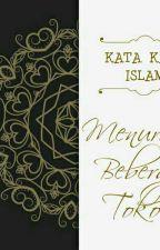 Kata Kata Islam by IndahAprilla05