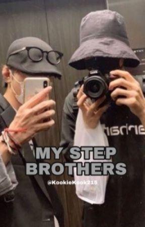 My Step Brothers (Taekook ff) by VminGakook215
