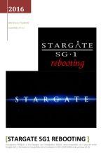 STARGATE SG1 REBOOTING - fan ebook - fantascienza by 65c02movies