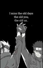 Drowning in memories (A Kakashi x Obito story) by MoveBitch_ImGay