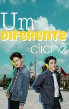 Um Diferente Clichê ×kaisoo× by Feh15Teen