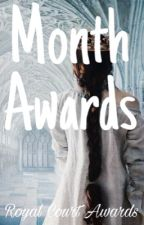 Month Awards Book (CLOSED) by RoyalCourtAwards