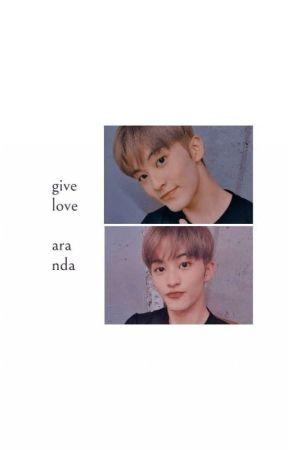 Give Love   ✔ by _aranda