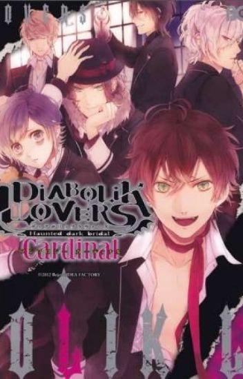 Diabolik Lovers Manga PL