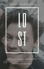 lost; larry instagram by wiktoriaandersen