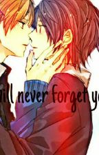 I will never forget you! by Lorianna300