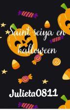 Saint seiya en halloween by Julieta0811