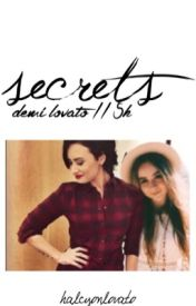 secrets ↠ demi lovato / 5h by arhtsy