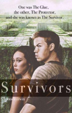 Survivors [TMR; Gally] by vancityirwin