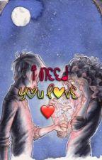 I need your love ❤️//Dramione-ITA- by la_Valle_del_Fandom_