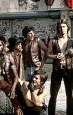 The Warriors by cecetkz