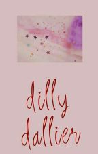 dilly-dallier |suchen texting| by -ohmychen