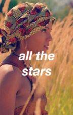 all the stars ✨ T'Challa Udaku by BrewerChantelle