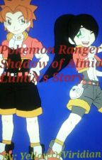 Pokemon Ranger Lumia's Story by BeckyTheWeeb