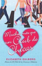 Mucho más que un club de chicas. by MiliSavegnago16