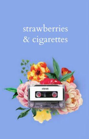 strawberries & cigarettes [yoonmin] by xiumeh