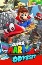 Super Mario Odyssey by SentientPaintCan