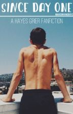 Since Day One - Hayes Grier Fanfiction by magconvineboyz