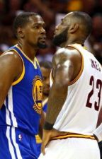 Rocky Relationship(Kevin Durant and LeBron James) by cavs6553