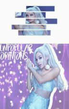 """TOZIER¡ """"unpopular opinions"""" ↓ by megdonnelly"""