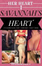 SAVANNAH'S HEART by DESDEMONA17