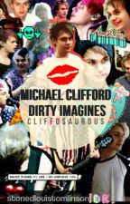 Michael Clifford Dirty Imagines 2014 (shit writing) by cliffosaurous_