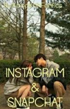 Instagram & Snapchat // Jay Park X Reader by KpopKhhFanfics
