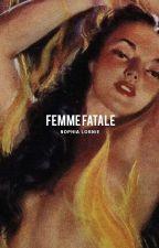FEMME FATALE | t.o by Diagonas