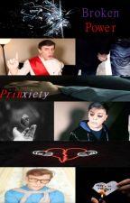 Broken Power (Prinxiety) [Complete] by ItBeEm