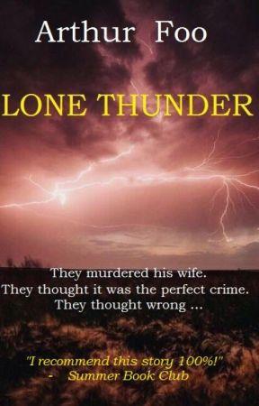 Lone Thunder by ArthurFoo