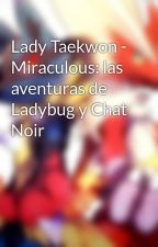 Lady Taekwon - Miraculous: las aventuras de Ladybug y Chat Noir  by BlazikenTomate