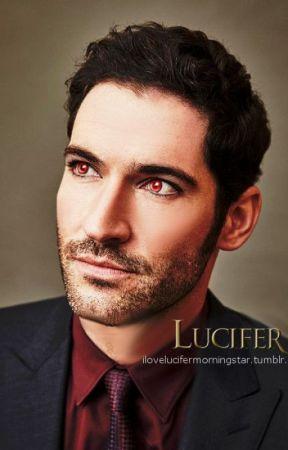 Lucifer teufel gesicht