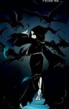 Życie w rękach Śmierci.[Reaper!SansxReader] by Szafir132