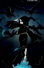 Życie w rękach Śmierci.[Reaper!SansxReader]  ZAKOŃCZONE  by Szafir132