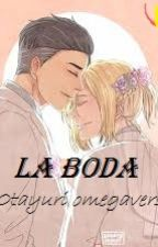 la boda (Ota-yuri omegaverse) ONE-SHOT + Extra by Cecygolden01