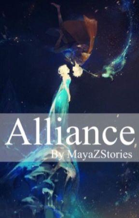 Alliance ~a Jelsa fanfiction~ by MayaZStories