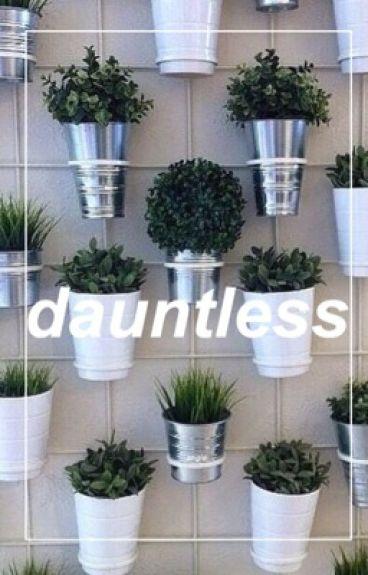 dauntless : divergent eric