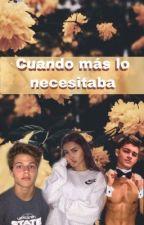 ~Cuando mas lo necesitaba~ by Lorennna_