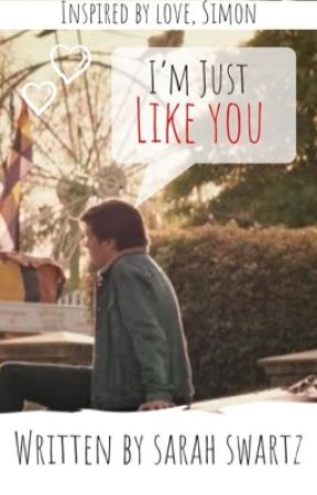 I'm Just Like You by SarahSwartz