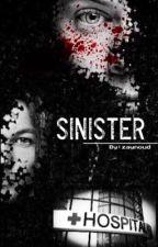 SINISTER- LARRY STYLINSON AU by zaynoud