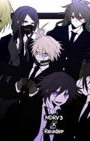 Danganronpa V3 x Reader - Kokichi Ouma x Suicidal!Fem!Reader