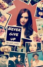 Never give up [Louis Tomlinson FF] by just_sally