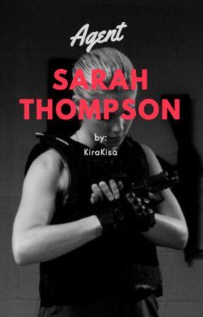 Agent Sarah Thompson by KiraKisa