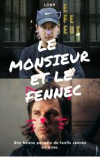 Le Monsieur et le Fennec by castor_flowters